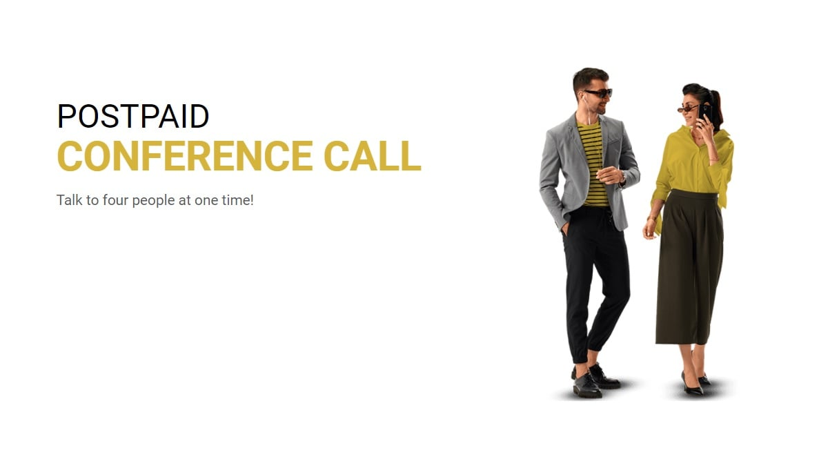 Jazz Conference Call