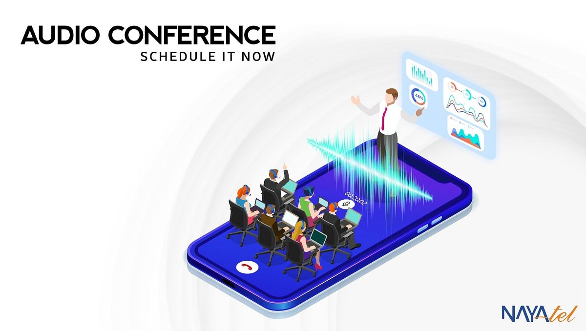 Nayatel Audio Conferencing Solution