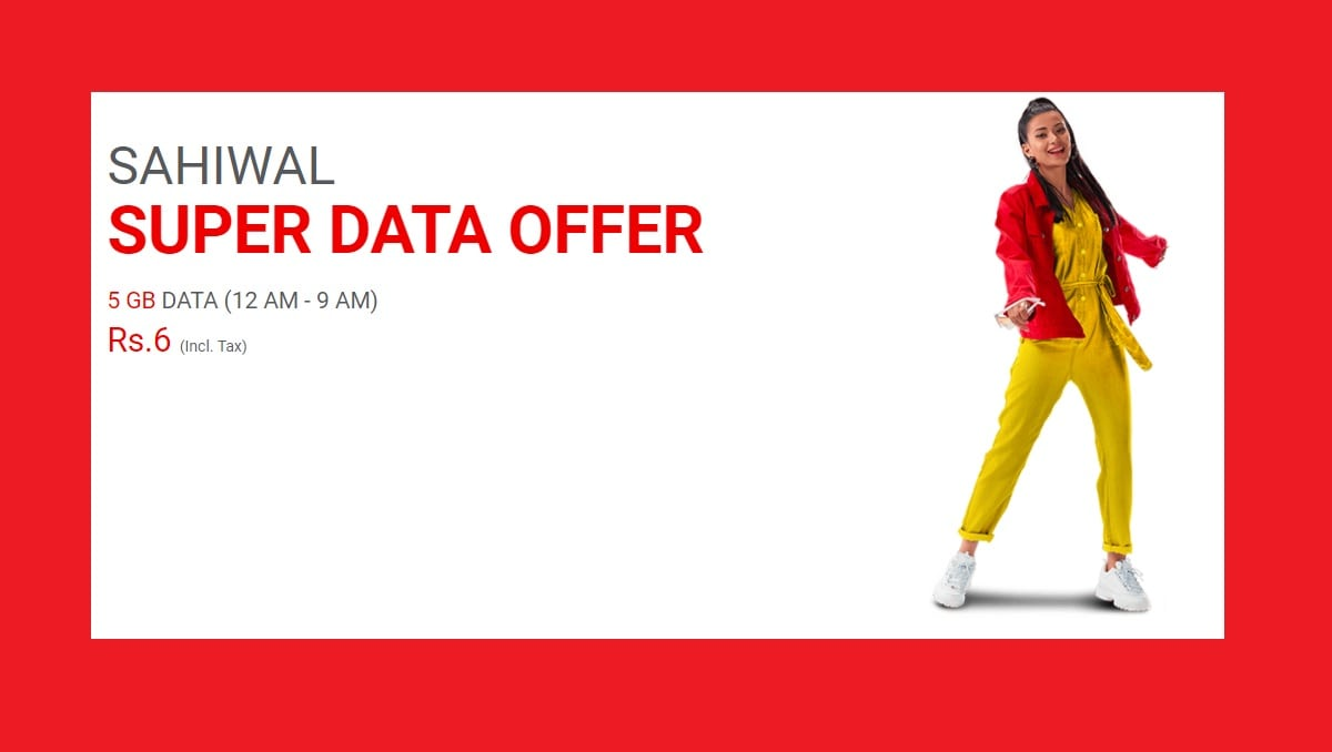 Sahiwal Super Data Offer