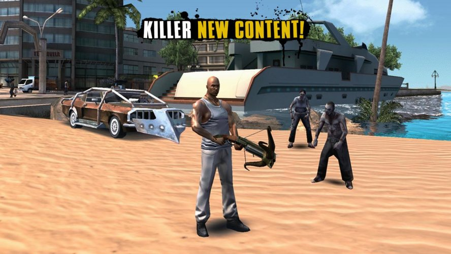 Gangster Rio: City of Saints