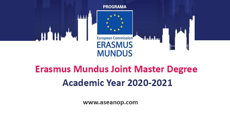 Erasmus Mundus Joint Master