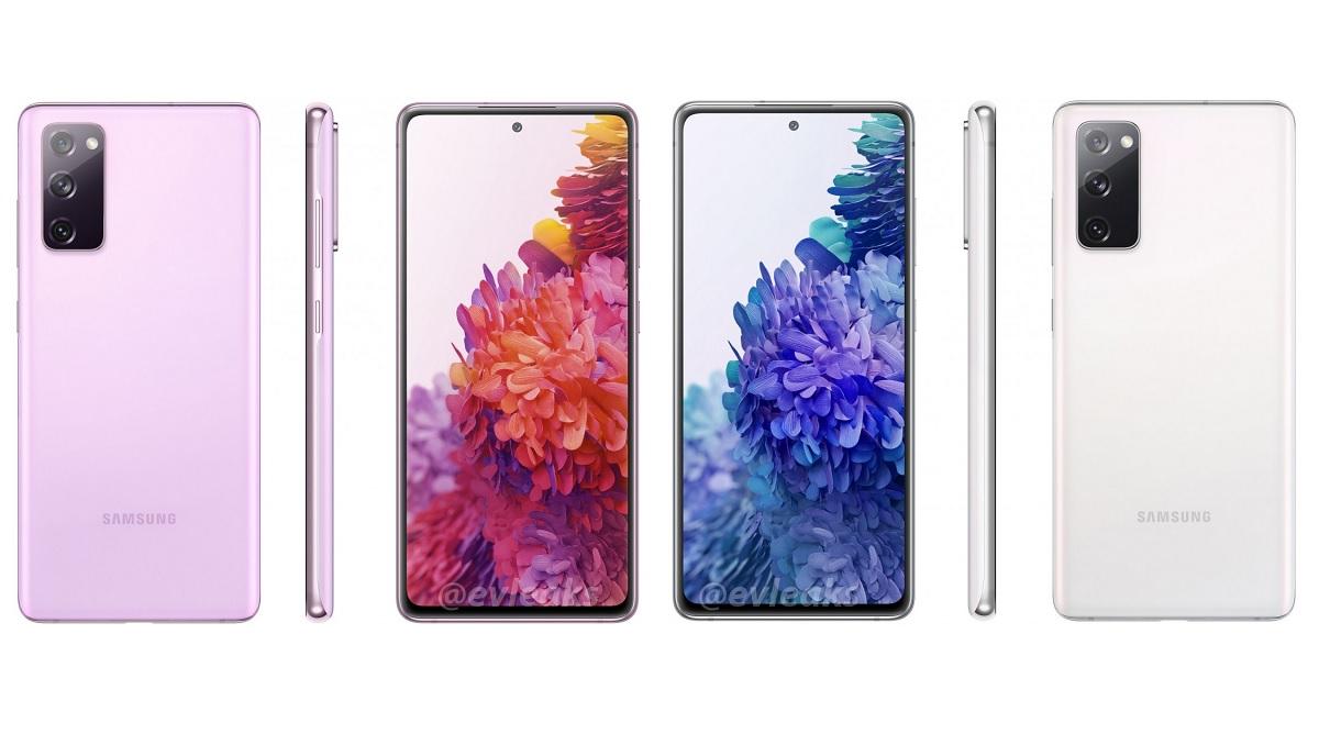 Galaxy S20 Fan Edition specs