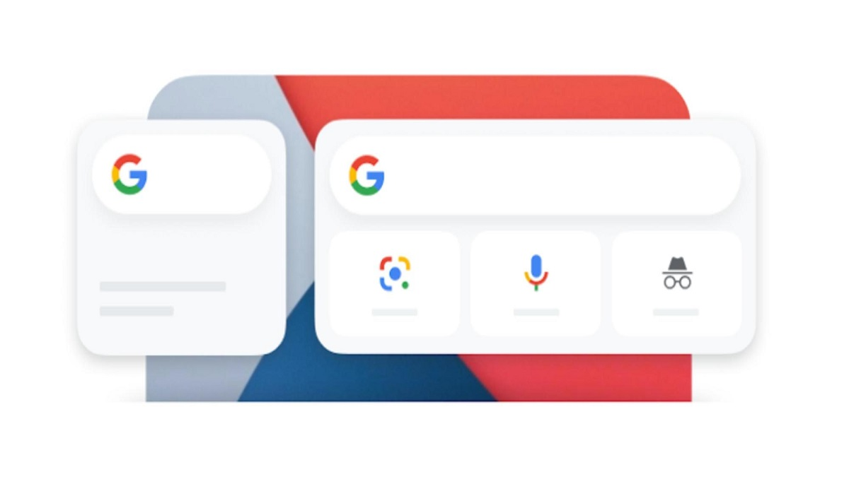 Google Adds iOS 14 Search Widget