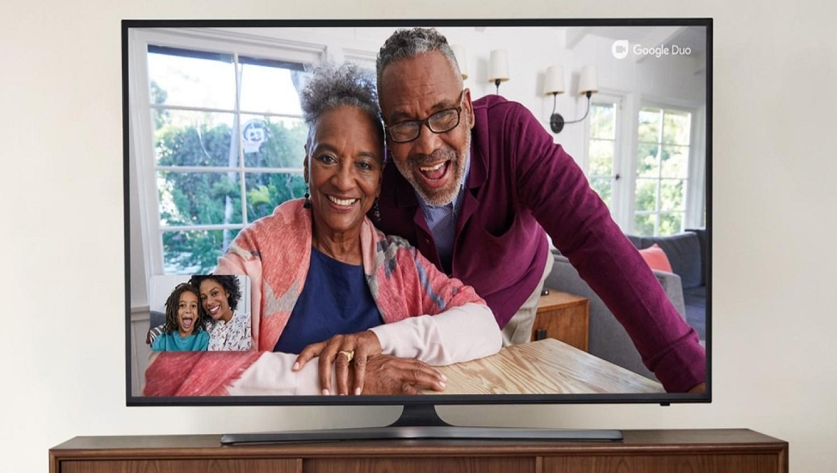 Google Duo is Now Available on Android TV