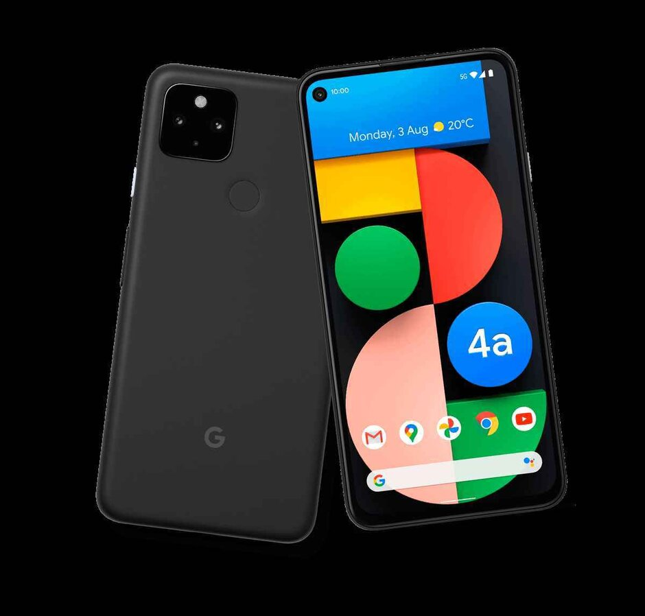 The Specs of Google Pixel 4a (5G)