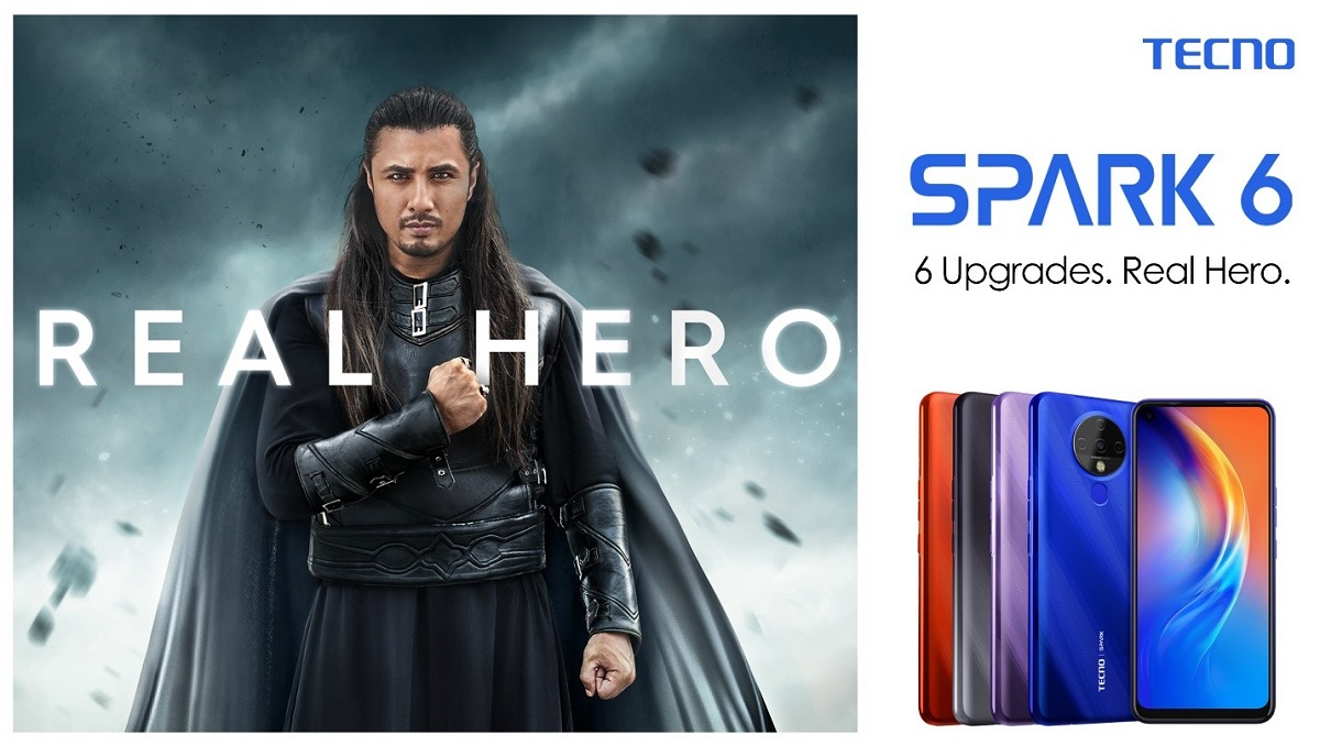 Photo of TECNO has launched its Hero Phone Spark 6 in Pakistan