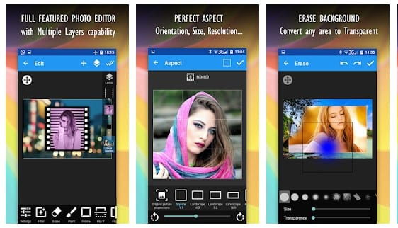 Multi Layer - 15 Greatest Photoshop Options For Android In 2020