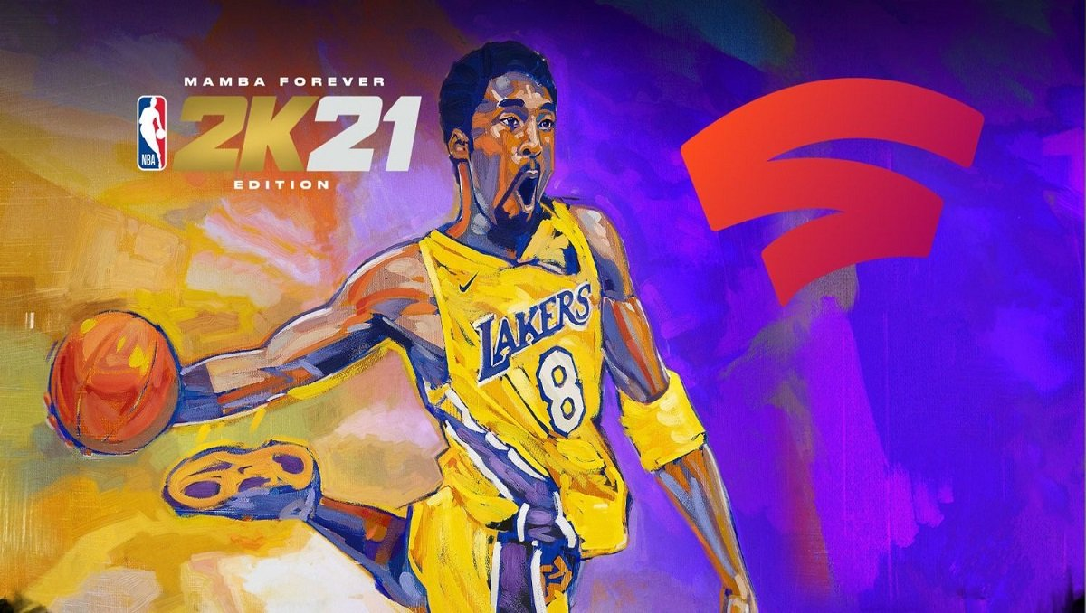 NBA 2K21 is Now Available on Google Stadia