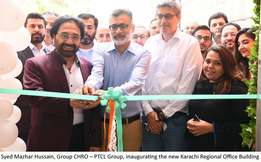 Photo of Ufone inaugurates new office for employees at Karachi