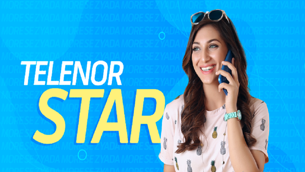 Get a Freedom with Telenor Star Free