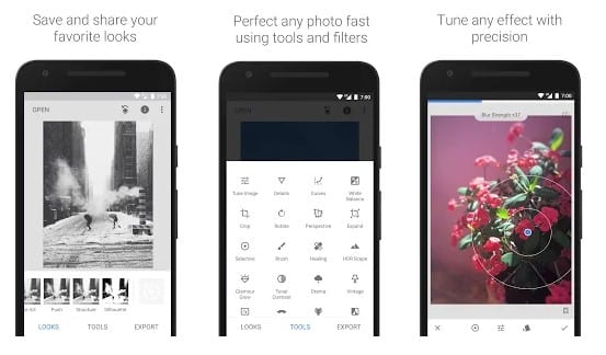 Snapseed - 15 Greatest Photoshop Options For Android In 2020