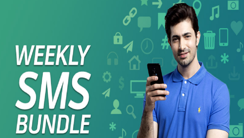 Get More with Telenor Weekly SMS Bundle