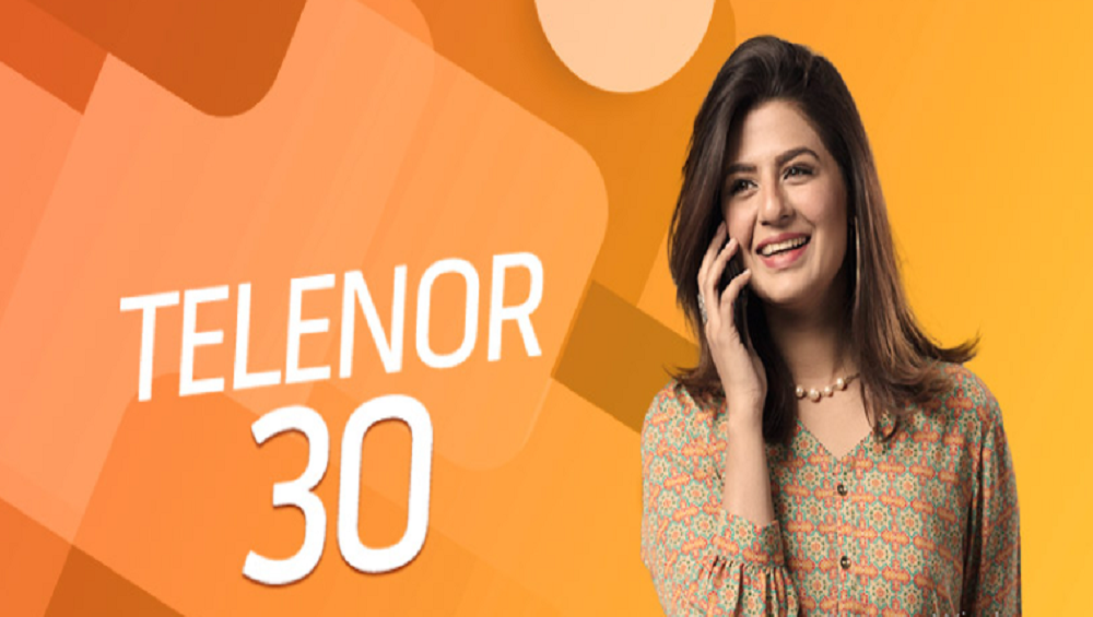 Get a Freedom of Making Calls with Telenor 30