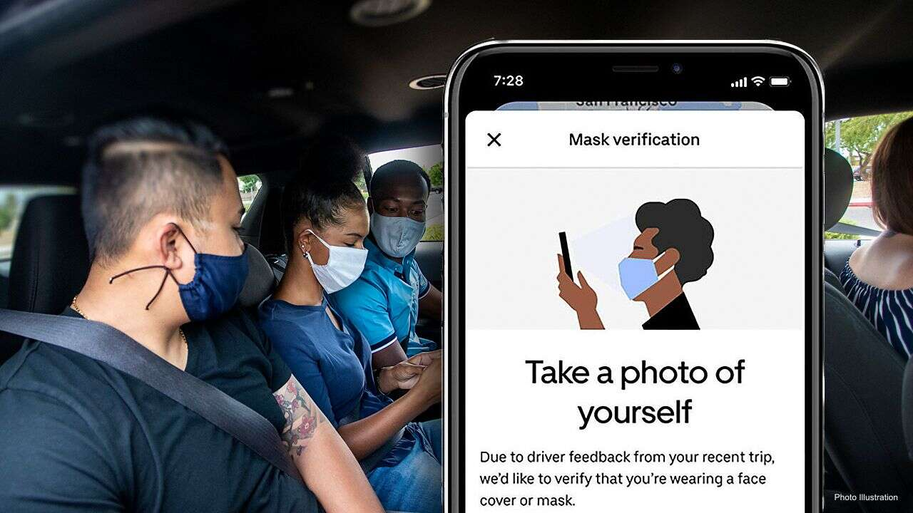 Uber Riders to follow Mask Selfie Verification Feature