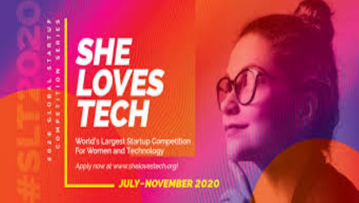 'she loves tech'