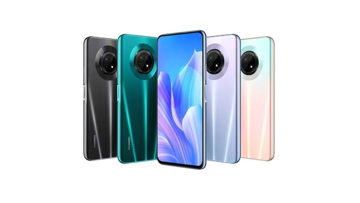Huawei mid-range 5G Phones