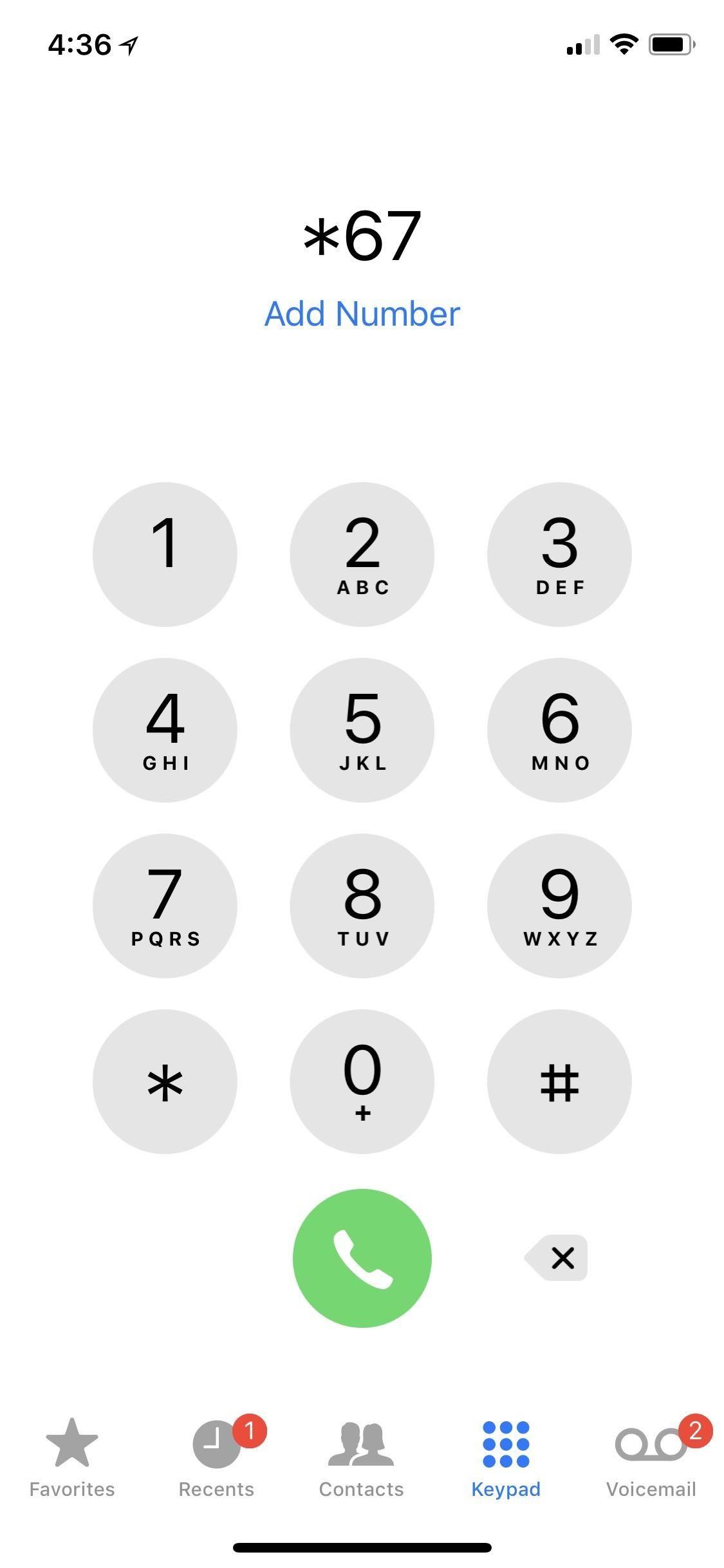 iphone secret codes 1
