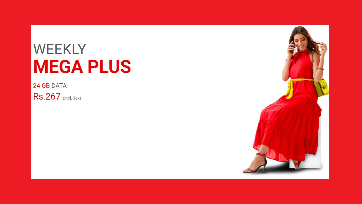 Weekly Mega Plus Offer