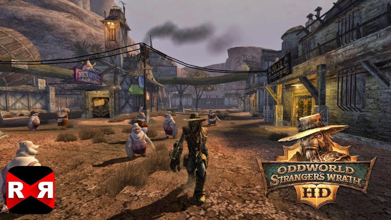 open world games offline Android