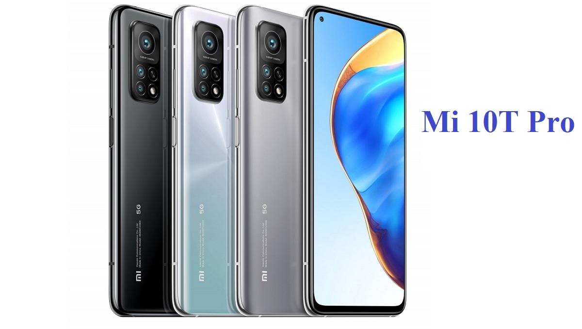 Xiaomi Mi 10T 5G Price in India, Specifications, Comparison (1st October 2020)