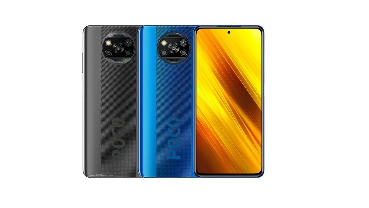 Photo of Poco X3 is Now Official with 6,000 mAh Battery