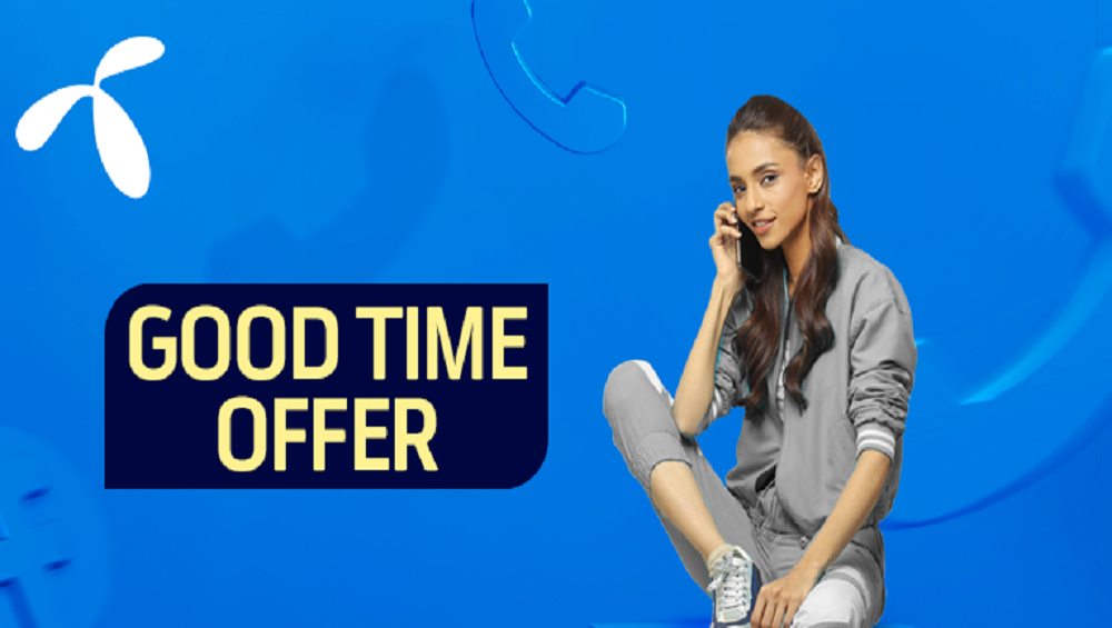 Get Telenor Good Time Offer in Rs.6