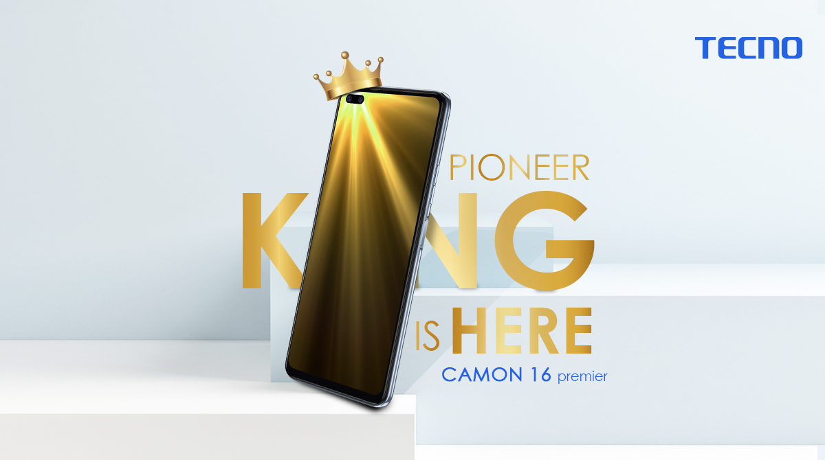 Photo of TECNO Announces the Launch of Camon 16 Premier, a Photography King Smartphone