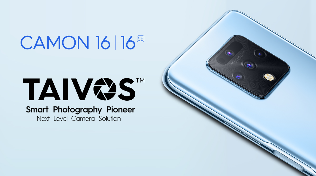 Photo of Camon 16 TAIVOS Tech Features Buzzing all over Social Media