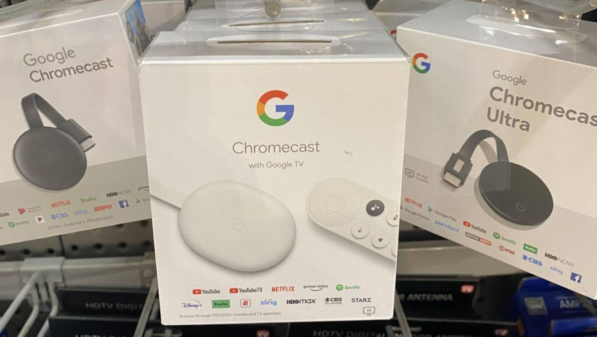 Photo of Google Rolls Out New Chromecast Along with Google TV