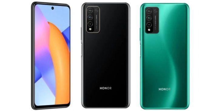 تلفن هوشمند Honor 10X Lite به زودی می آید: مشخصات و طراحی آشکار شد
