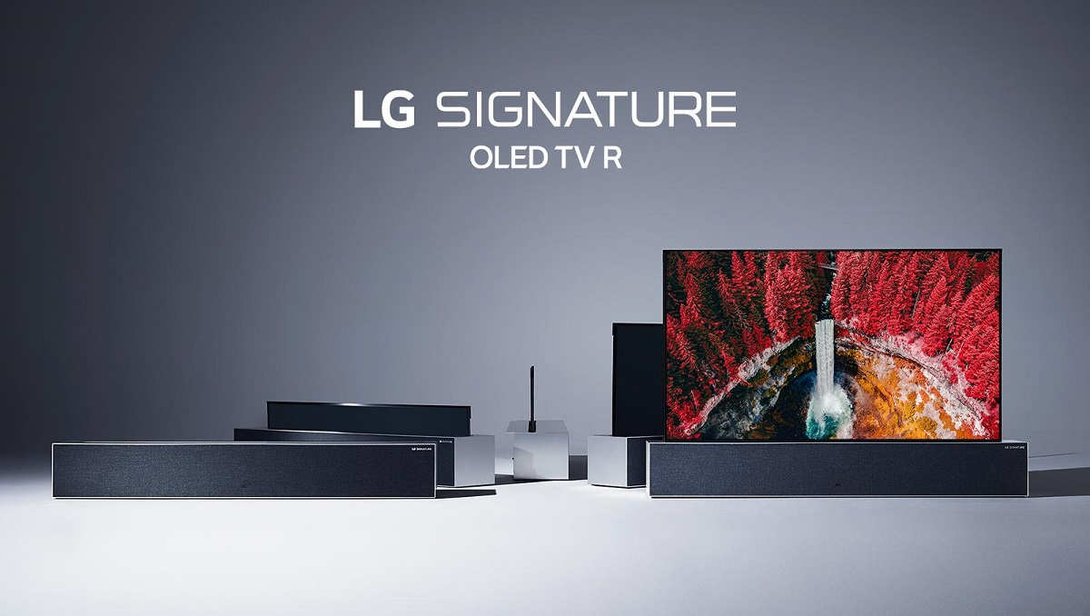 Photo of LG Rollable TV Goes Official Globally