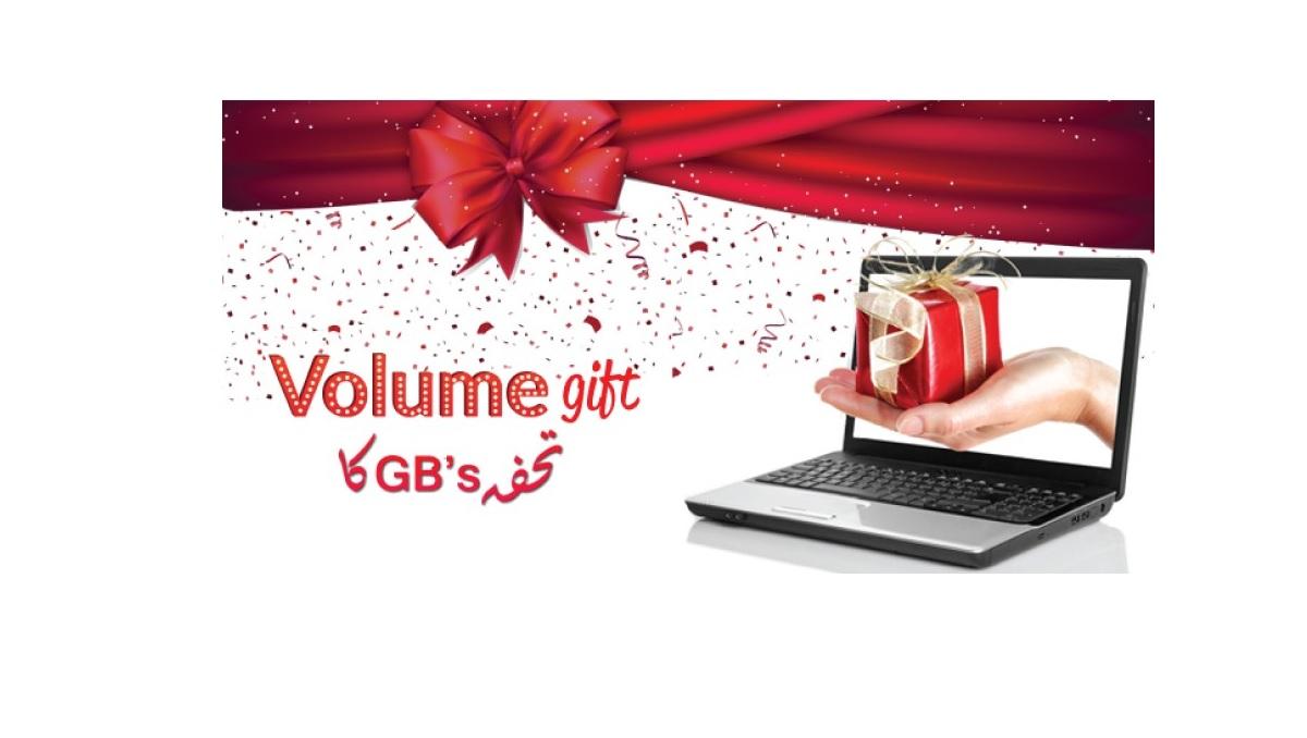 Nayatel Volume Gift Service
