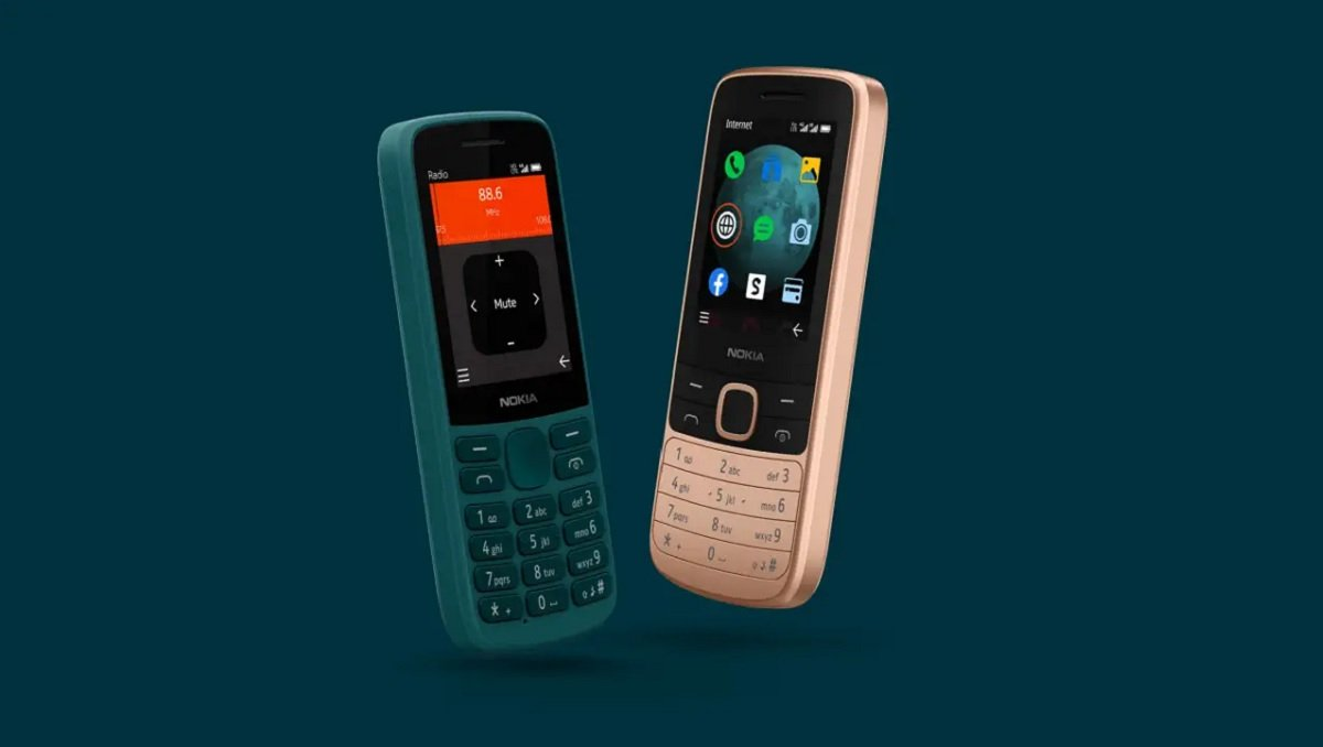 Photo of Two new Nokia Feature Phones Go Global with 4G