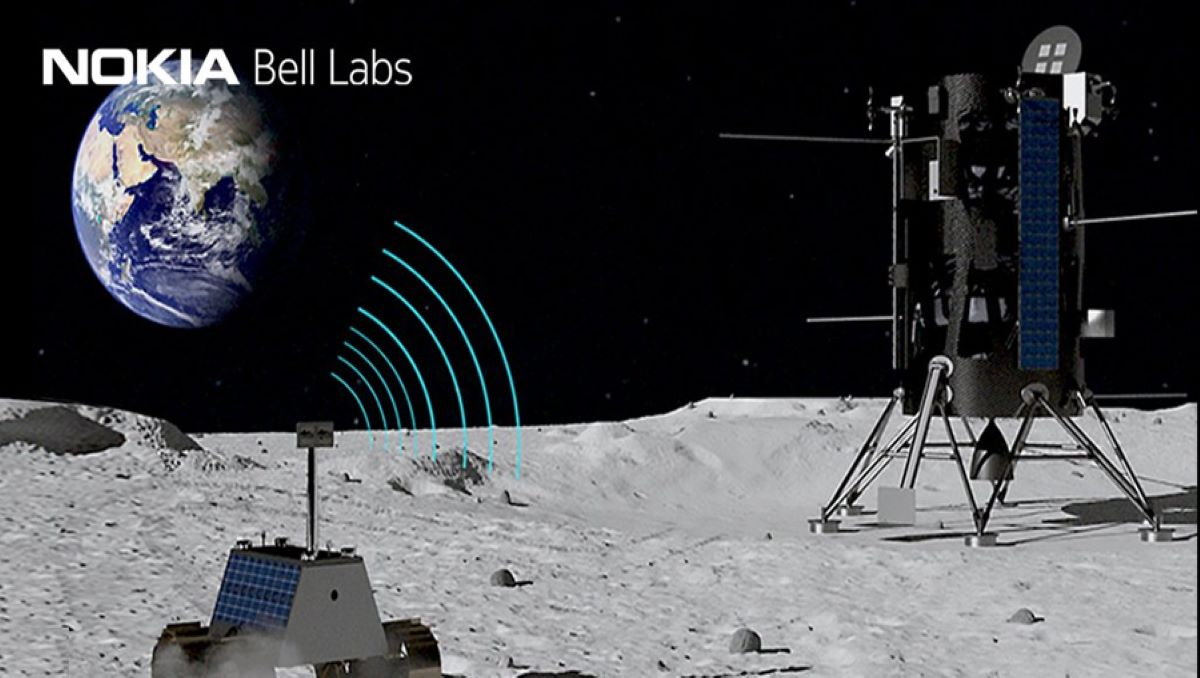 Photo of NASA Appoints Nokia to Deploy First Ever Cellular Network on Moon