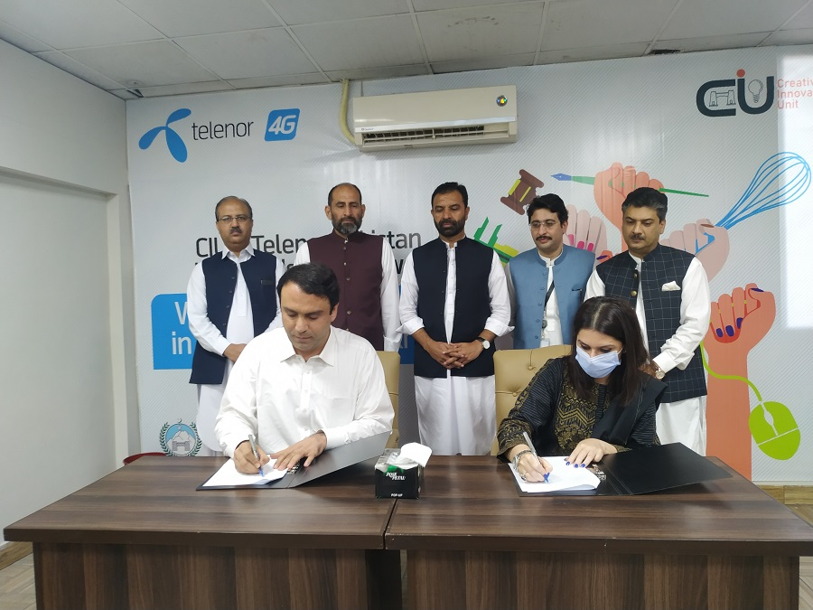 Photo of Telenor Pakistan Collaborates with Directorate of Science & Technology, KPK to Digitally Empower 500 Female Entrepreneurs