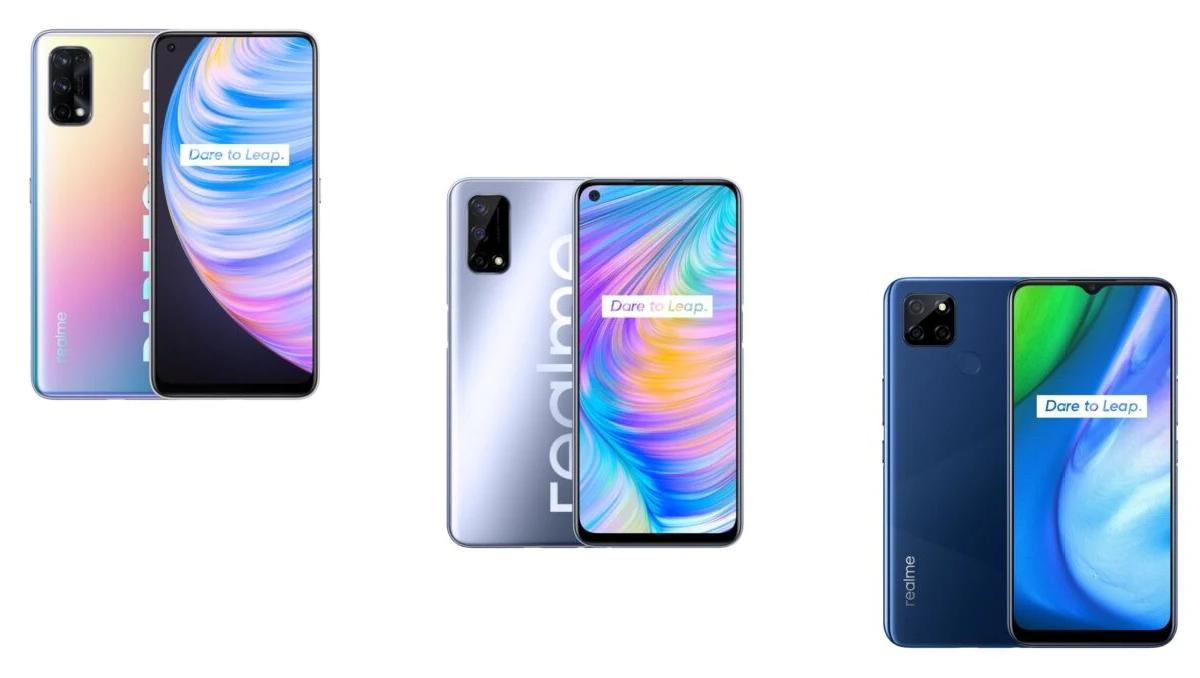 Photo of Realme Q2, Q2 Pro and Q2i Released in China, Here are Specs & Other Details