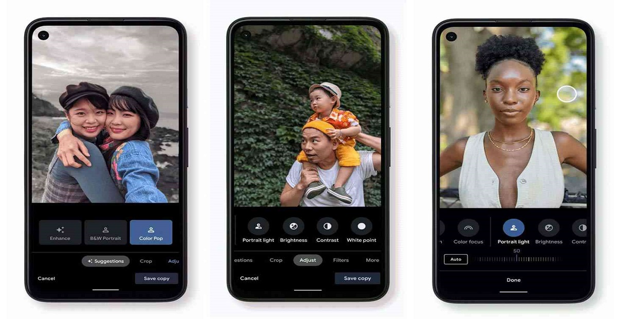 Google Photos' New Image Editor with Granular Controls is now Available