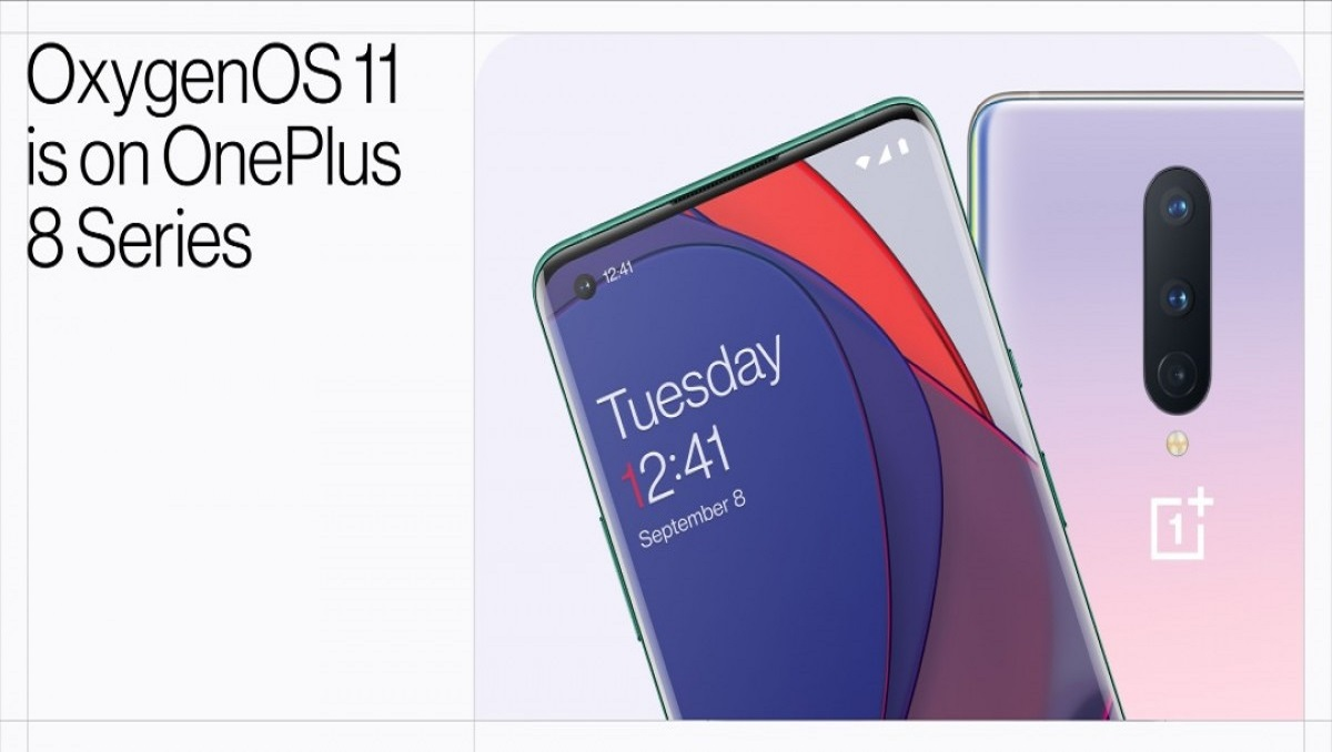 OnePlus 8, 8 Pro Receive Android 11