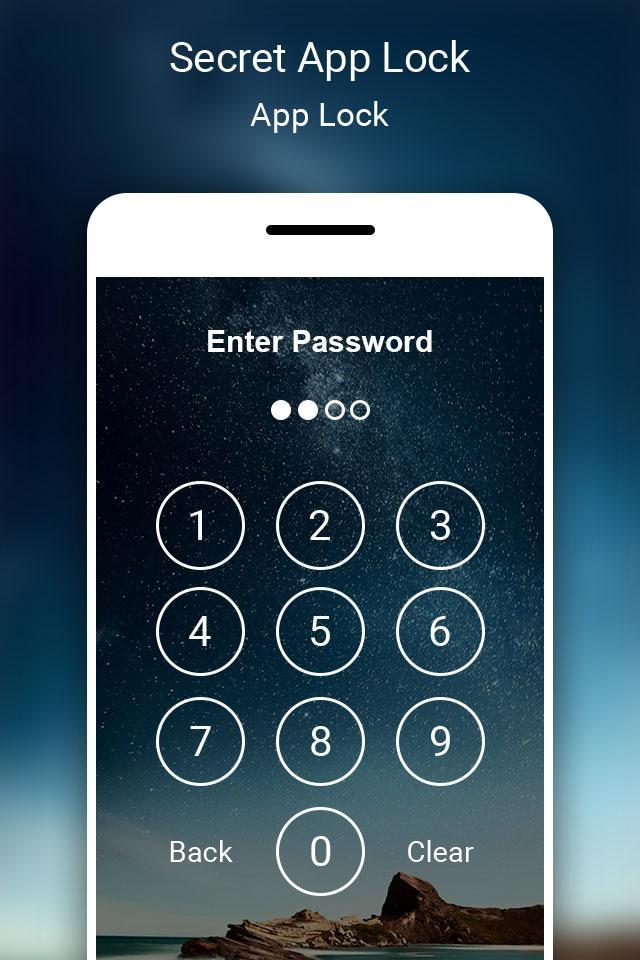 secret app lock for android
