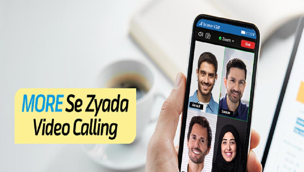 First Time in Pakistan: Telenor Brings Weekly Zoom Package
