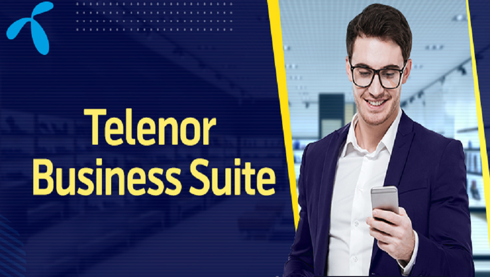 Telenor Business Suite: Power to Control Costs