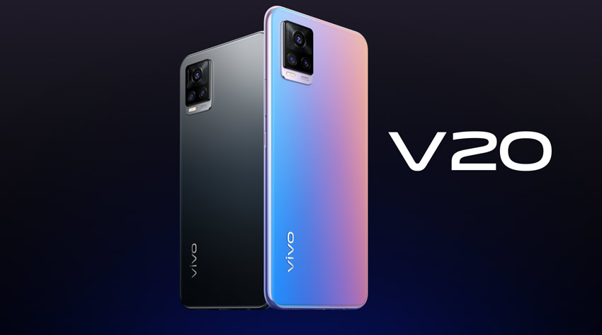 Photo of Vivo is Ready to Launch The Ultra Sleek V20 Smartphone With Dual Tone Step Camera Design