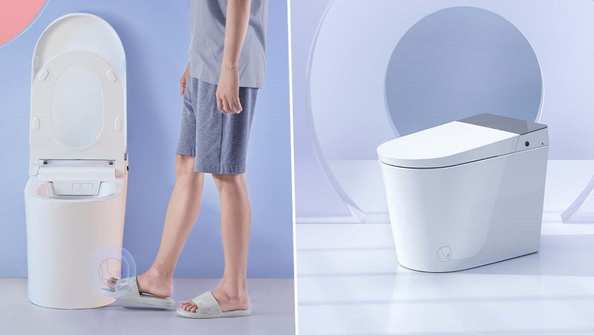 Photo of Xiaomi Crowdfunding Dabai Smart Toilet, Works on Voice Instructions