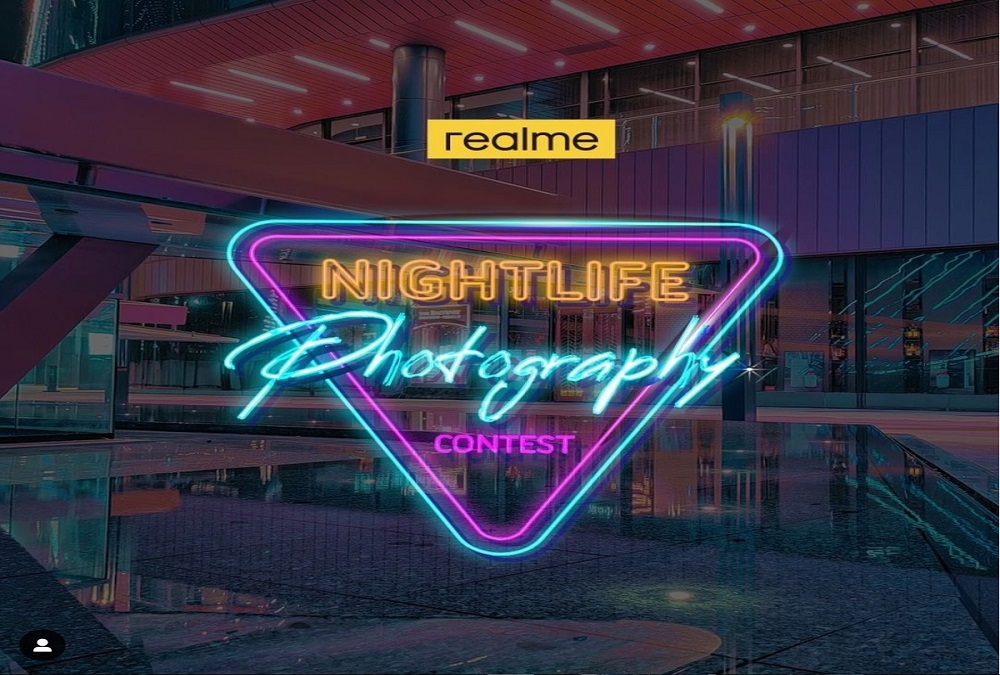 Photo of Join nightlife photography contest by realme to win realme 7 pro