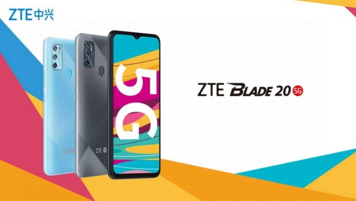 Blade 20-ZTE