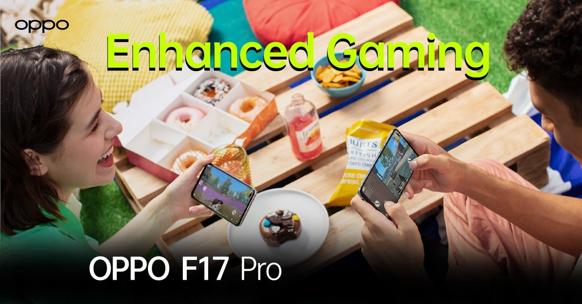 Photo of OPPO F17 Pro's gaming-specific features set to outshine all