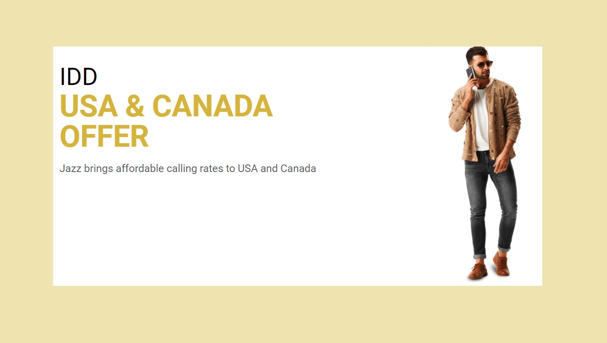 Photo of Jazz Postpaid Brings Affordable Calling Rates to USA and Canada
