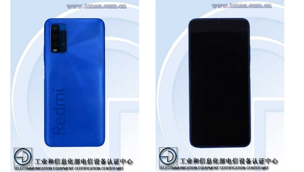 Photo of New Redmi Phone with a 6,000 mAh battery Appears on TENAA
