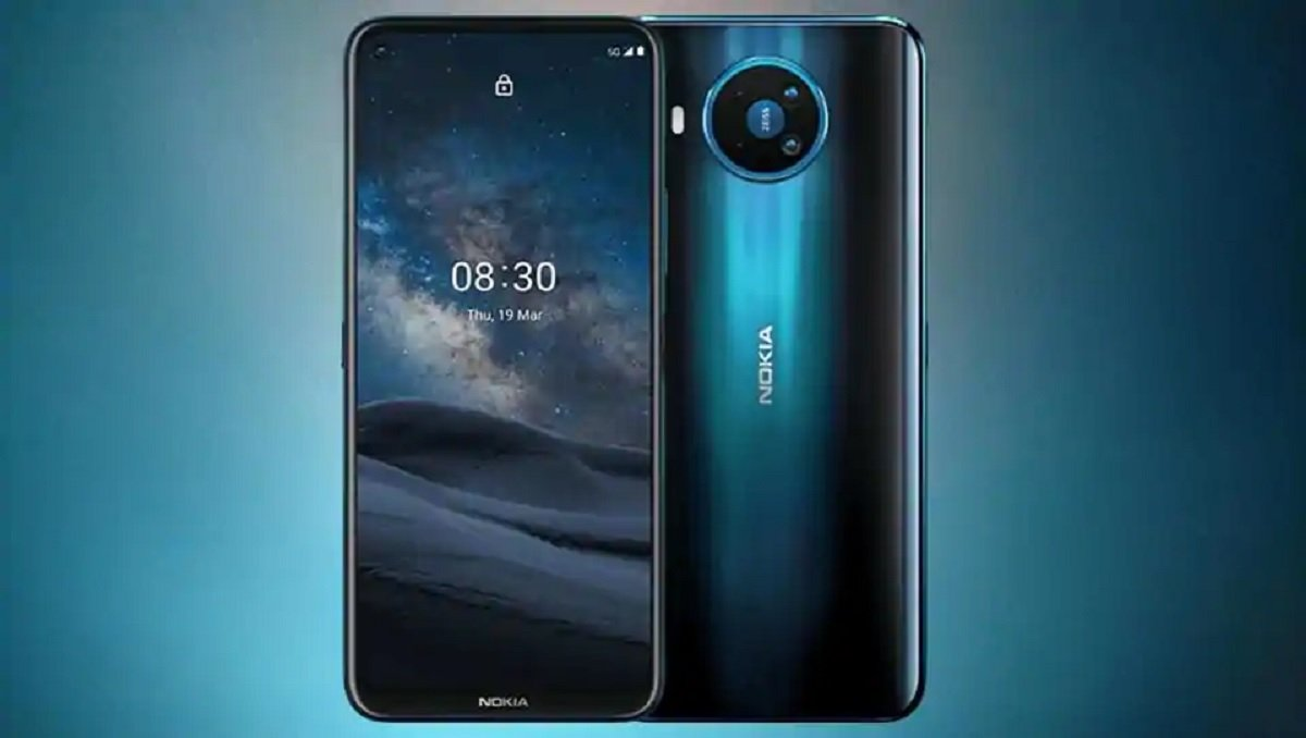 Photo of Nokia 5.4 Memory and Colour Options Revealed