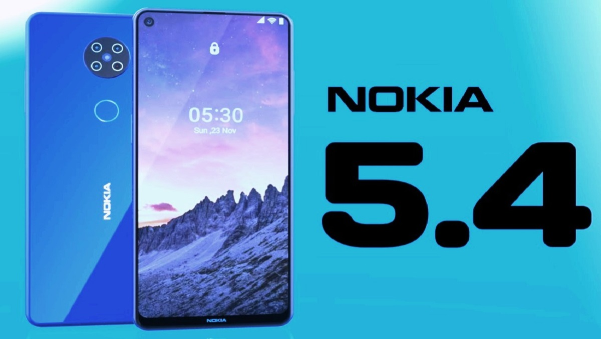 Photo of Nokia 5.4 with 6.4-Inch Hole-Punch Display Expected to Launched Soon